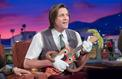 Jim Carrey en clown triste dans Kidding