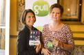 Alessandra Sublet remet le Prix Gulli du roman 2018