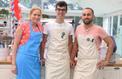 Le meilleur pâtissier : les trois finalistes vus par Mercotte