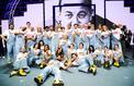 30 ans des Enfoirés: au cœur du spectacle à Bordeaux avec la troupe d'artistes