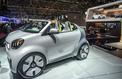 Daimler arrête la production de la Smart en France