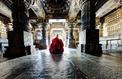 Le moine Matthieu Ricard s'expose à la Hune