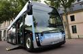 Des bus électriques tricolores pour le premier appel d'offres de la RATP