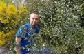 Profession, chineur de plantes d'exception