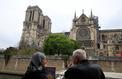 Après l'incendie, les Français au chevet de leur cathédrale