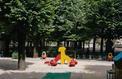 Jardin du Luxembourg encore et toujours