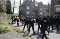 À l'entraînement à Saint-Malo, les CRS se préparent à d'âpres batailles