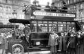 La naissance des bus parisiens en images