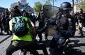 «Suicidez-vous»: la haine «anti-flic» gagne les «gilets jaunes»