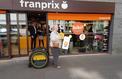 Franprix teste un robot livreur capable de suivre les clients jusqu'à leur domicile