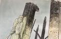 François Boucq: «Nous devons tous relever Notre-Dame»