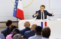 Immigration: Macron plaide pour une refonte de Schengen