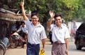 La Birmanie amnistie et libère deux journalistes de Reuters