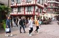 La téléréalité a fait de Colmar une destination à la mode pour les Chinois
