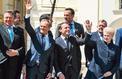 Européennes: à Sibiu, les Vingt-Sept posent les jalons de l'après-scrutin