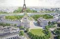 En 2024, le plus grand jardin de Paris entre le Trocadéro à la tour Eiffel
