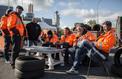 British Steel en faillite: les ex-Ascoval inquiets pour leur avenir