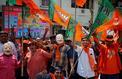 Législatives en Inde: le parti de Narendra Modi en tête