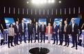 Européennes: l'ultime débat vire à la cacophonie entre les onze principaux candidats