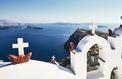 Santorin, la magnétique star des Cyclades