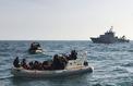 Migrants: des côtes normandes à l'Angleterre, l'inquiétante odyssée des «small boats»