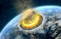 Un impact majeur de météorite en Écosse