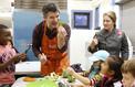 Trop lente, pas assez efficace: la cuisine familiale va-t-elle se faire ubériser?