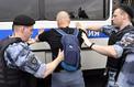 La police russe arrête 400 personnes, dont de nombreux journalistes, à Moscou