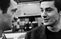 Belmondo et Delon, les compères de Borsalino, fêtent, ensemble, les 70 ans de Paris Match