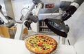 Le pizzaiolo le plus productif au monde est un robot