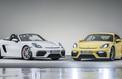 Porsche 718 Spyder et Cayman GT4, les puristes les attendaient