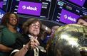 La messagerie professionnelle Slack entre en Bourse