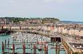 Ville d'arrivée de la Solitaire Urgo - Le Figaro: Dieppe, la belle en eau profonde