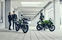 Kawasaki Z125 et Ninja 125, le retour des verts