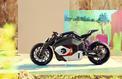 BMW Motarrad Vision DC Roadster: un futur réduit au silence?