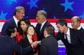États-Unis: le premier débat démocrate ne fait pas encore bouger les lignes