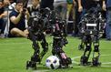 Des Français ont gagné la Coupe du monde de football... des robots
