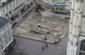 À Rouen, une église du XIVe détruite pendant la Seconde Guerre mondiale refait surface