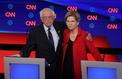 Primaire démocrate: Bernie Sanders et Elizabeth Warren vilipendés par les modérés
