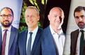 Quatre députés en première ligne pour porter les textes de loi