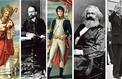 Jésus, Marx, de Gaulle... Les géants de l'Histoire deviennent des héros de roman