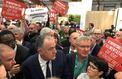 Didier Guillaume face aux inquiétudes de la Ferme France à Rennes