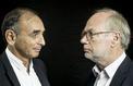 Zemmour vs. Joffrin: découvrez les premières images du débat!