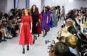 Fashion Week de Londres:  la mode grand spectacle
