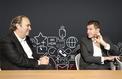 Xavier Niel et Matthieu Pigasse réfléchissent à «une fondation pour Le Monde»