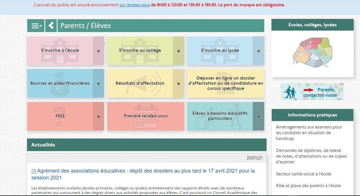 Calendrier Affelnet 2022 Affelnet: découvrez en avant première les procédures d'affectation