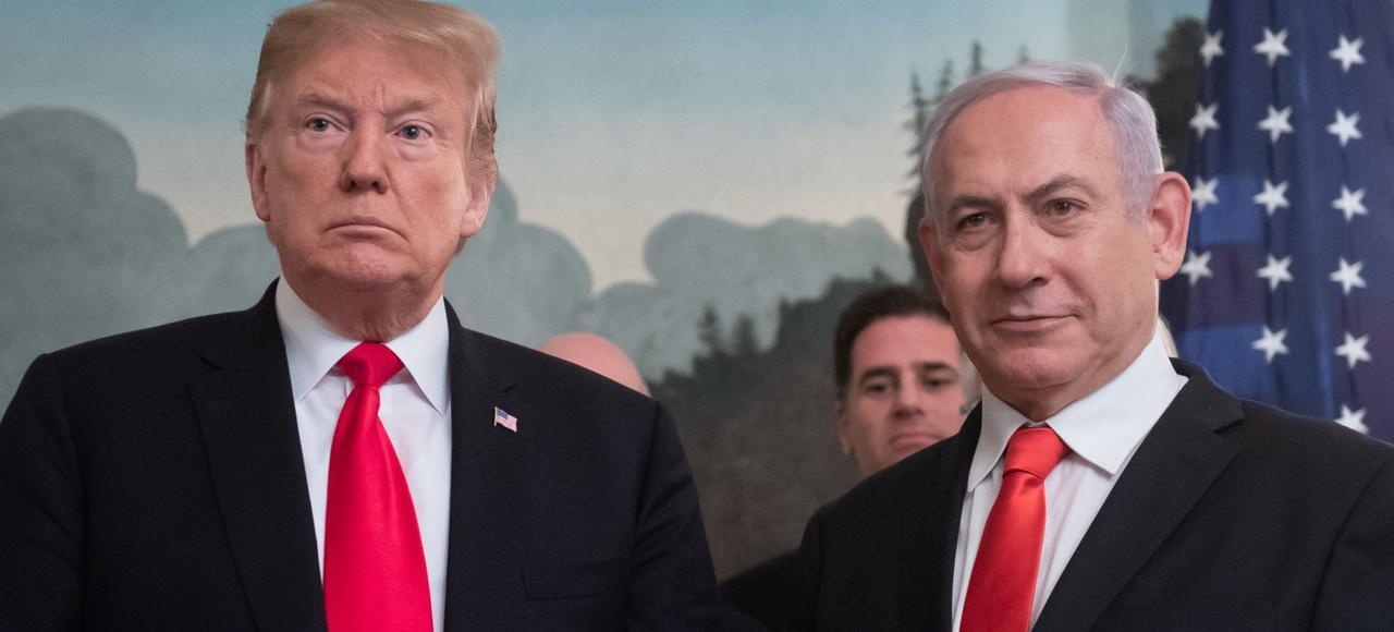 Будут ли Трамп и Нетаньяху накалять обстановку на Ближнем Востоке?
