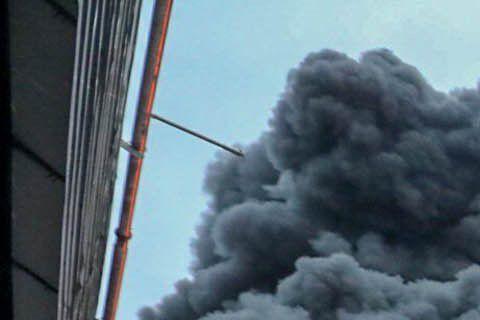 Incendie à Rouen: le spectre de Tchernobyl alimente la défiance de la population XVMcdc7c6e4-e129-11e9-92fa-206a0a76798b