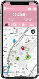 L'appli mobile Urban'r.