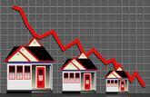 Marché de l'immobilier ancien: recul des prix et du volume des ventes, des évolutions très hétérogènes